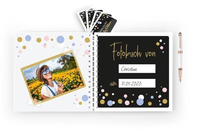 Fotobuch für Gäste
