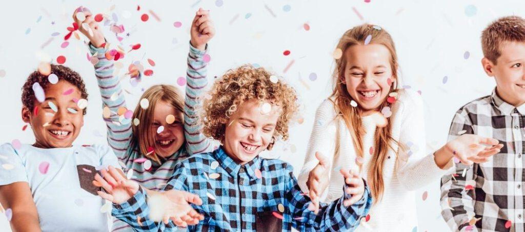 Die besten Kindergeburtstag-Spiele ab 6 Jahren