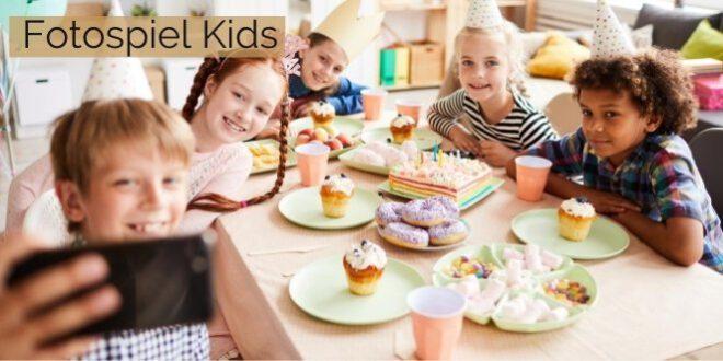 Fotospiel für Kinder
